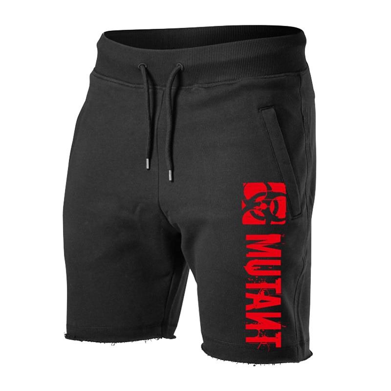 Sweat shorts summer Men's workout casual cotton shorts sport musculation bermudas running usa tactical pants Men sweatpants
