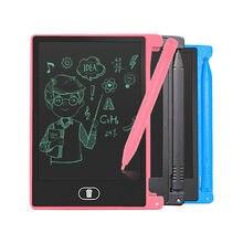 Placa de desenho crianças bebê escrevendo placa de tapete caneta mágica presente aprendizagem precoce brinquedos led luminoso placa de desenho fingir jogar brinquedos