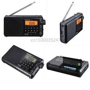 Image 2 - PANDA T 02 Radio tout bande portable séniors FM semi conducteur jouer MP3 mémoire fonction charge volume fort facile à utiliser