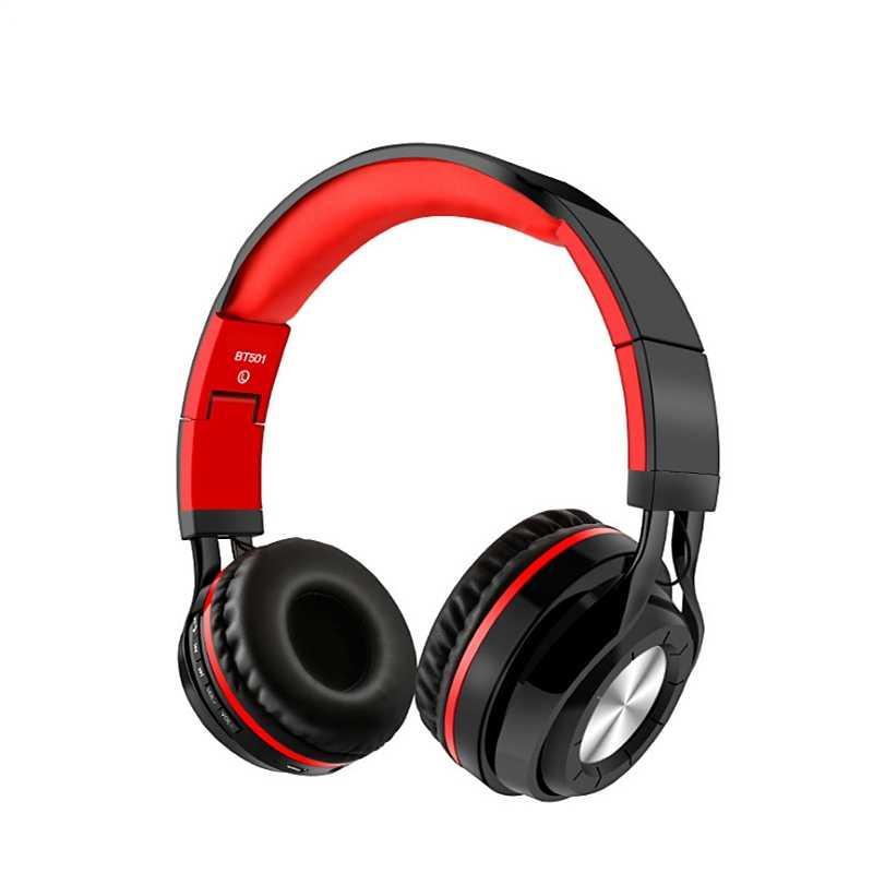 Lvcard سماعات بلوتوث سماعات الموسيقى سماعات (Bluetooth4.1 دعم TF بطاقة) للهواتف اللاسلكية/سماعة سلكية A101