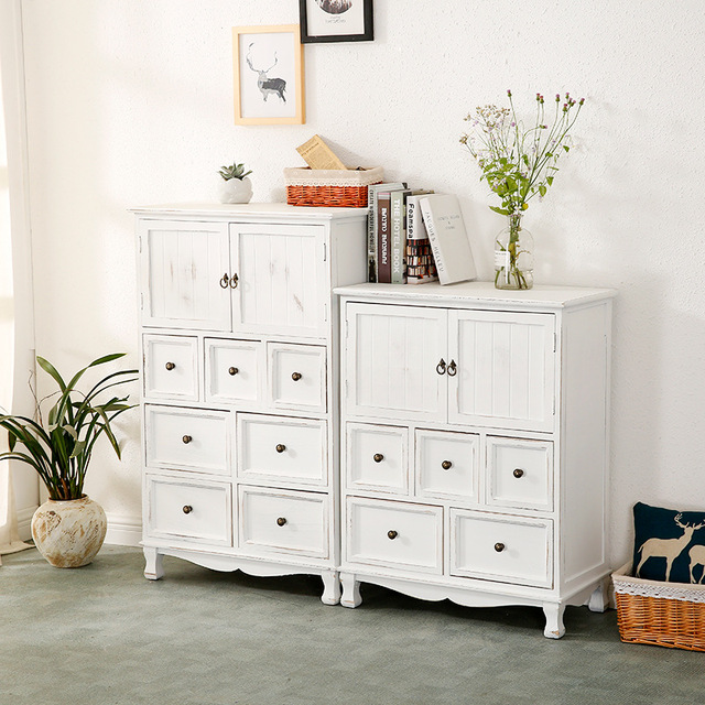 Wooden Multi-Layer Chest of Drawers  1