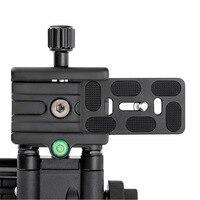 4 Way Macro Focusing Rail Slider for Canon Nikon SLR Camera PUO88