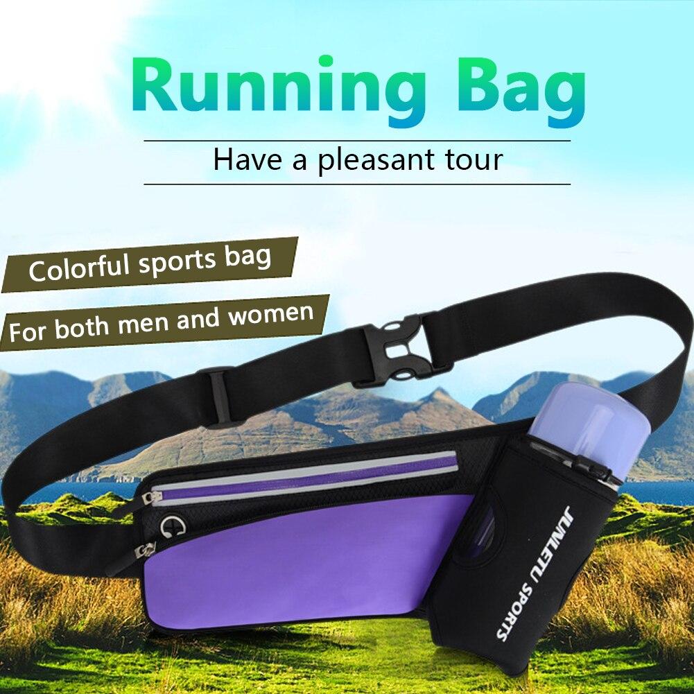 Leve correndo maratona saco da cintura esportes