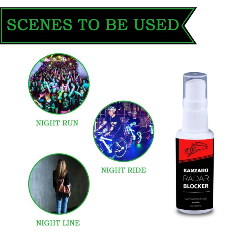 Luminous Spray Agent Night Fluorescent Agent Glow In Night Ride Concert Festival Party Club Clothes Nighttime Reflective Spray