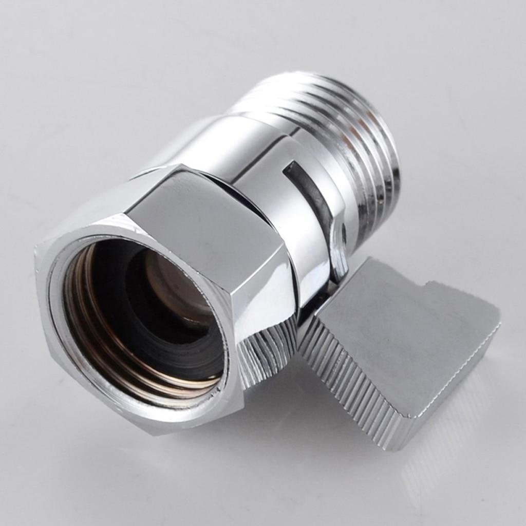 Твердый латунь душ насадка рычаг дивертер клапан душ насадка биде распылитель насадка вода запорный клапан