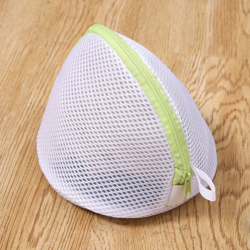6pcs Mesh Laundry Bag Travel Clothes Storage Net Zip Bag For Bra Stocking Underwear PI669