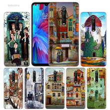 Couple In Love Art Case for Xiaomi Redmi Note 7 K20 CC9 7S S2 6 6A 7A 5 Pro MI Play CC9E 9T A1 A2 8 Lite F1 Phone Cover(China)