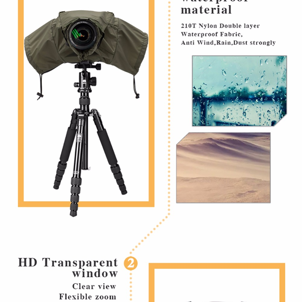 Мешки для камеры чехол от дождя защитная сумка непромокаемый