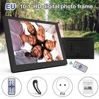 New 10 Inch Screen LED Backlight HD 1280x800 Digital Photo Frame Electronic Album Picture Music Movie Full Function Good Gift
