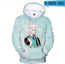 Hot Sale Anime Kamisama Love 3D Hoodies Men Women Kids Spring Autumn Sweatshirts Streetwear Fashion Kamisama Kiss Clothes Kawaii