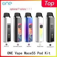 Original onevape mace55 pod system electronic cigarette built in 1500mah battery fast charging 3.5ml pod vape kit as RPM40
