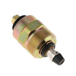 OEM #0330001015 12V cewka odcinająca przełącznik zaworu pompy paliwa dla Dodge Isuzu łatwa instalacja|Regulator ciśnienia oleju|   -