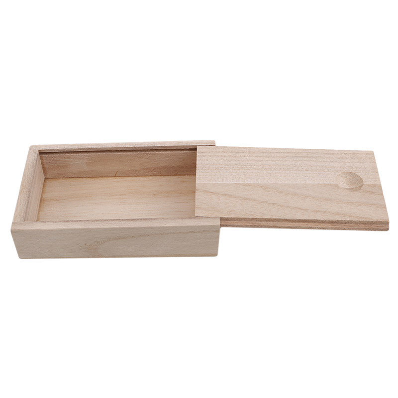Домашняя коробка для хранения ювелирных изделий, коробка для хранения ювелирных изделий из натурального дерева, простой чехол для конфет