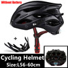 Kingbike 2019 novo design preto capacetes de bicicleta mtb mountain road ciclismo capacete da bicicleta casco ciclismo tamanho L-XL 14