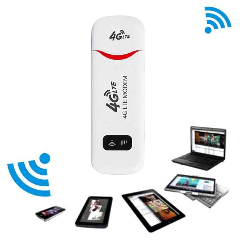 3G WCDMA 4G FDD LTE USB Wifi Modem yönlendirici ağ adaptörü Dongle cep WiFi Hotspot Wi-Fi yönlendiriciler 4G kablosuz Modem