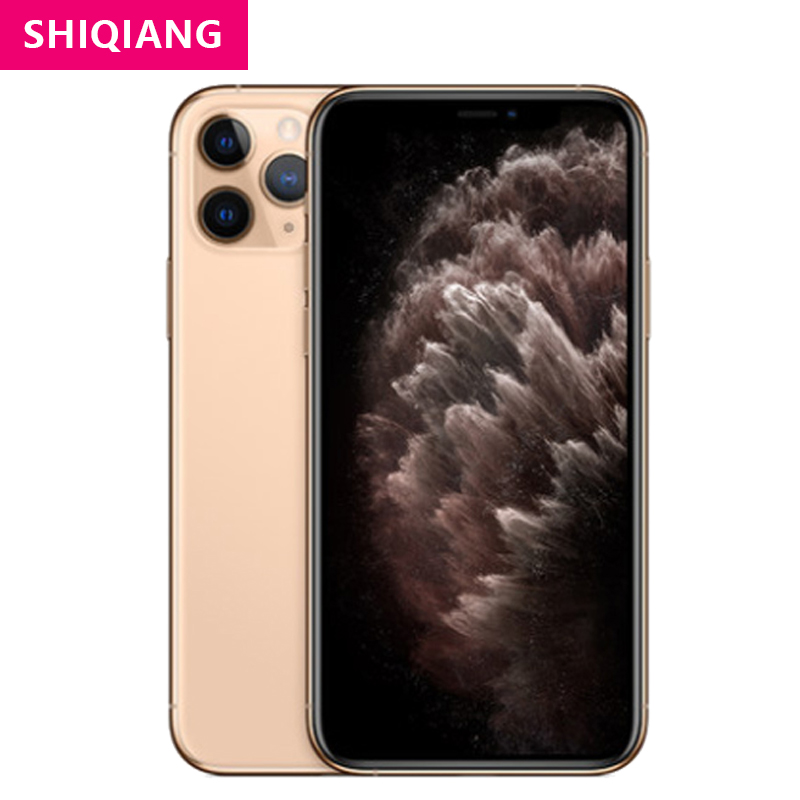 Used Unlocked Original Apple iPhone 11 Pro Cell phones 1Sim Card 6.5 inch Super AMOLED Display HDR10 Chipset IOS A13 Smartphones