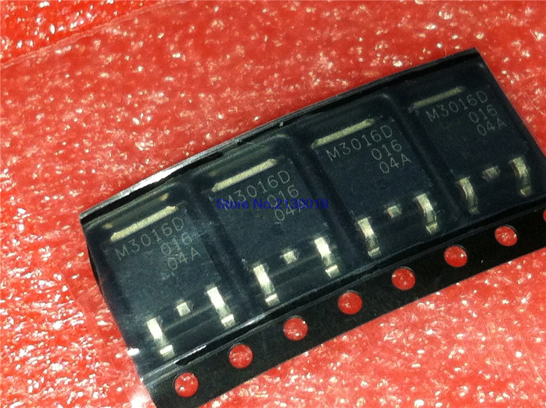 10pcs/lot QM3016D M3016D TO-252 In Stock