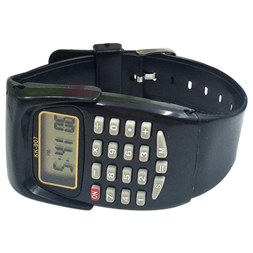 Digital Display Wrist Multifunctional Exam Oriented Portable Students Mini Kids Fashion Calculator Watch Electronic Practical