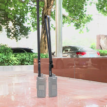 Retevis HA02 Foldable Tactical Antenna SMA-F  Airsoft Game Walkie Talkie Antenna For Baofeng UV-5R UV-82 Ailunce HD1 RT29 H777