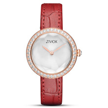 2019New Women Rhinestone Watches Lady Dress watch Diamond Luxury brand Wristwatch ladies Crystal Quartz Clocks