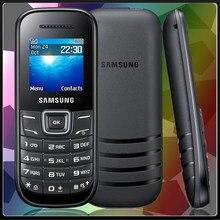 Samsung-teléfono móvil desbloqueado Original, celular usado de 1,52 pulgadas, 2G, GSM, 900/1800, no para EE. UU.