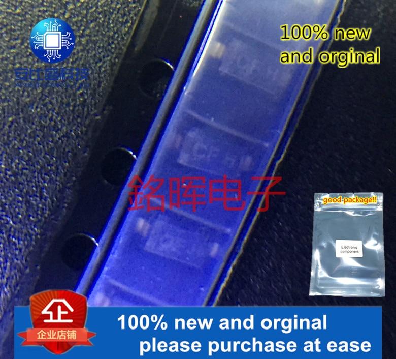 10pcs 100% New And Orginal MMSZ4681T1G Silk-screen Zener Voltage Regulators 500 MW SOD−123 CF 1206 2.4V SOD-123 In Stock