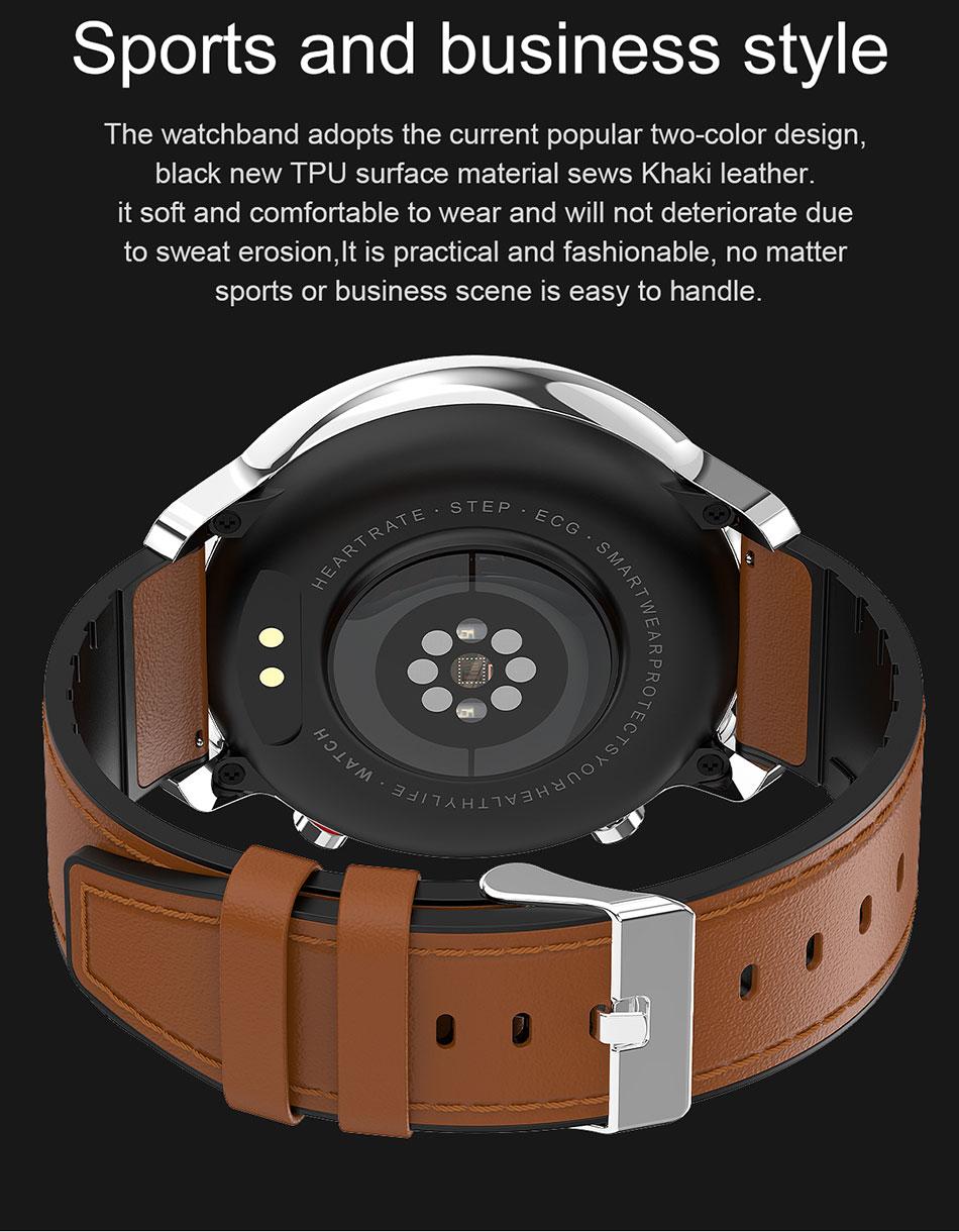 Microwear L11 SmartWatch 7