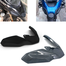 цена на Motorcycle Parts Front Fender Beak Extension Extender Wheel Cover New For BMW R1250GS LC ADV R 1250 GS R1200GS Adventure LC 2019