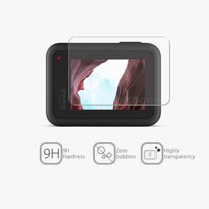 Image 4 - Vamson for GoPro Hero 8 Black Tempered Glass Lens + LCD Screen Protector Protective Film for Go Pro 8 VP720