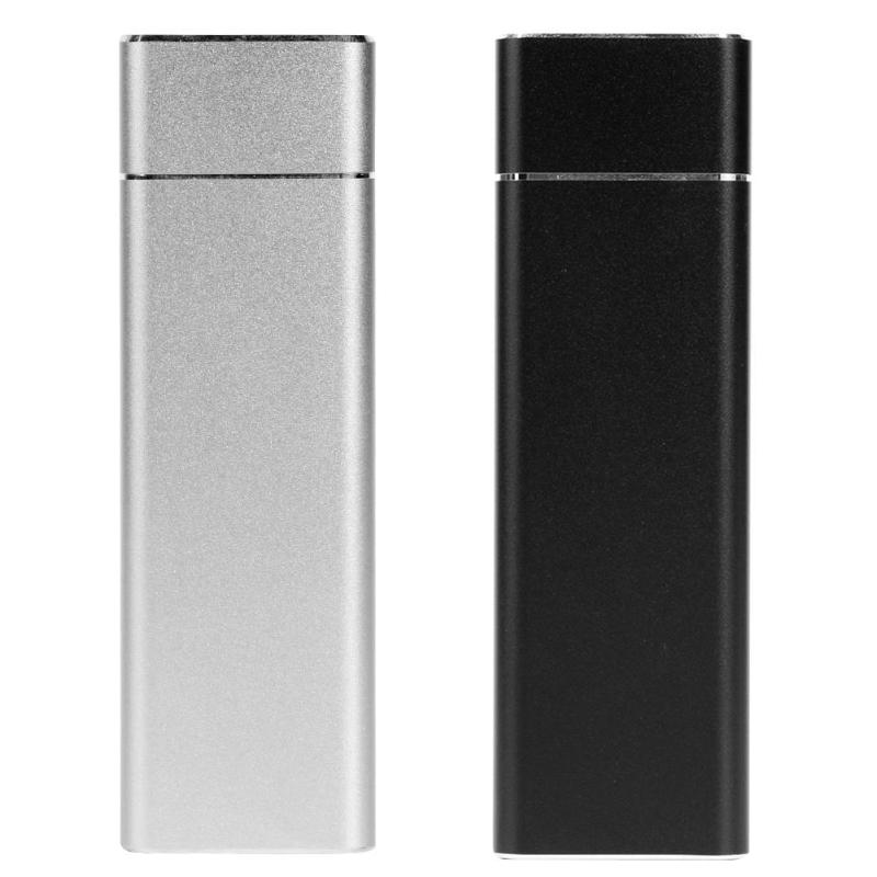 VKTECH M2 SSD Case USB 3.1 To M.2 NGFF External Hard Drive Disk Box For M2 NGFF SSD Enclosure Type C 3.1 SATA B-Key M.2 SSD Case
