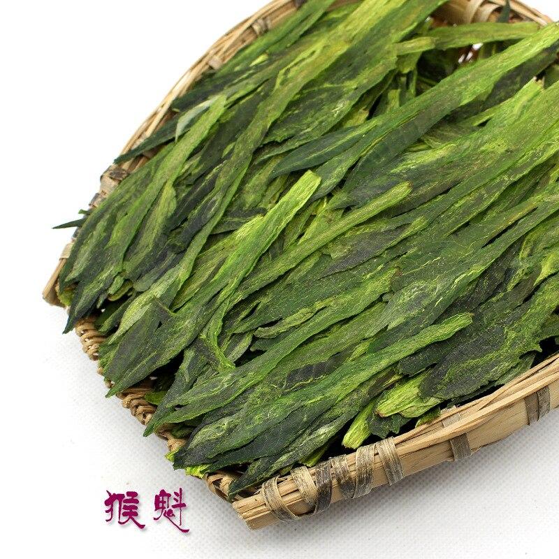 2020 Spring Green Tea Anhui Taipinghoukui Tea 100g Tai Ping Hou Kui Monkey King China Green Tea For Health Care Weight Lose Tea