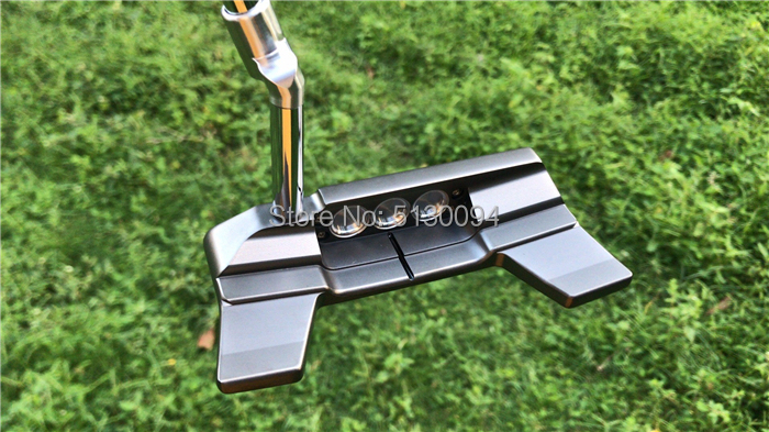 High Quality Concept X Cx-01 Golf Clubs Golf Putter 33.34.35 Inch With Golf Steel Shaft And Wrench Putter Headcove Free Shipping