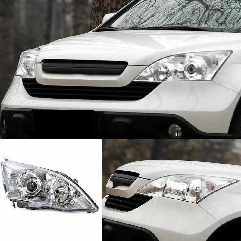 2 pièces Voiture Avant Xénon Lumière Phare Pour Honda CR-V 2007 2008 2009 2010 2011