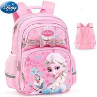 40CM BIG Disney Frozen Shcool Bag Sofia Elsa olaf EVA Backpack Girls Children bags Lovely Knapsack Bags GIRLS Gift TOY DOLL