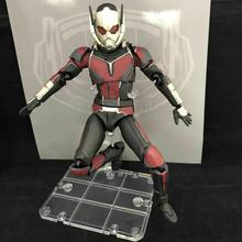 17cm Ant-Man SHF Action Figures Joint Movable PVC Collection Toys Dolls Model