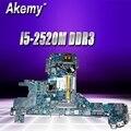 Akemy PANANNY 0GD76D GD76D LA-6611P для DELL LATITUDE E6320 материнская плата для ноутбука i5-2520M DDR3 протестированная G45F1 0G45F1