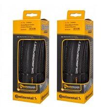 Continental Grand Sport – pneus de vélo de route, 1 paire, pneu pliant, 700x23c 700 * 25C