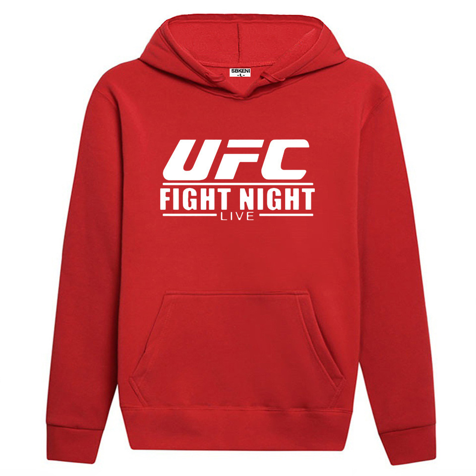 Fighting UFC Hoodie Men'S Wear AliExpress Men'S Wear Hot Selling Hooded Pullover