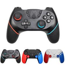 Bezprzewodowy kontroler do gier Joystick do konsoli Nintendo Switch NS Pro Joypad akcesoria PC Controle obsługa Bluetooth tanie tanio TECTINTER Other CN (pochodzenie) Gamepady For Nintend Switch Pro 200002850 200002850 200002850 200002850 Free Shipping For Switch Gamepad