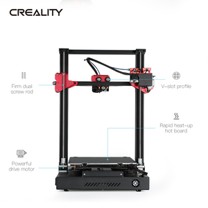 Image 4 - CREALITY 3D Printer CR 10S Pro V2 with BL Touch Auto Level, Touch Screen, with Capricorn PTFE