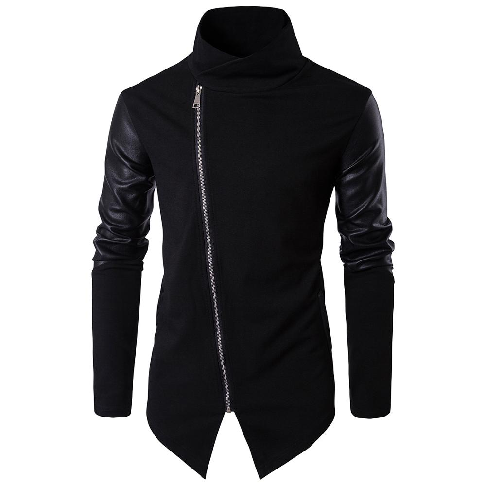 Men  Sweaters  New Stand Collar Man Sweater Clothes