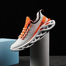 Chaussures de sport pour homme et femme, sneakers en coton, respirantes et légères, pour jogging, mode, disponibles en grandes tailles, 45, 47, 48
