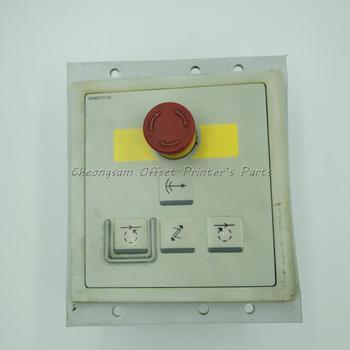 10.112.3399/02 Touch-sensitive Screen For HD CD74 XL75 Machine