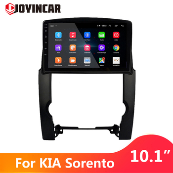 For Kia Sorento 2 XM 2009 2010 2011 2012 2din Car Radio Multimedia Video Player Navigation GPS Android 9.1 2.5D Screen Quad Core image