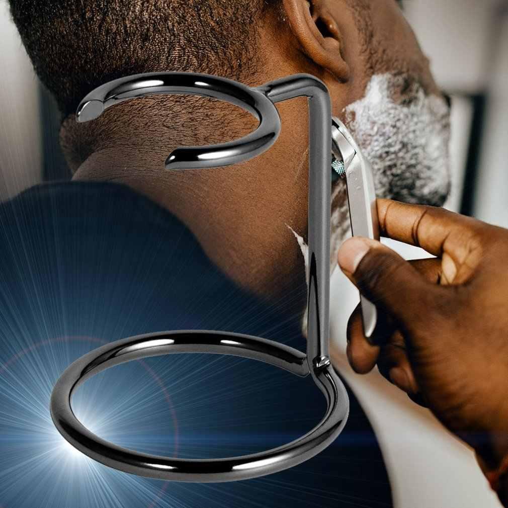 37896 pojedyncze głowy żelaza ze stopu pędzel do golenia dla mężczyzn uchwyt na maszynka do golenia stojak do przechowywania uchwyt do golenia wiszące maszynka do golenia wielofunkcyjne