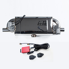 Car Exhaust Air Valve Muffler System With Remote Controllr Silencer Sounds Louder