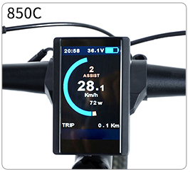 Top 48V 750W Bafang BBS02B Mid Drive Motor Electric Bike Conversion Kit with Lock 12Ah/17.5Ah Bicycle Battery built in Samsung Cell 14