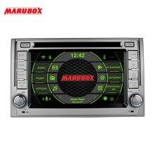 Marubox 64 GB kafa ünitesi Hyundai H1 STAREX 2007 2016, GPS navigasyon, 8 çekirdekli Stereo radyo ile Android 9.0