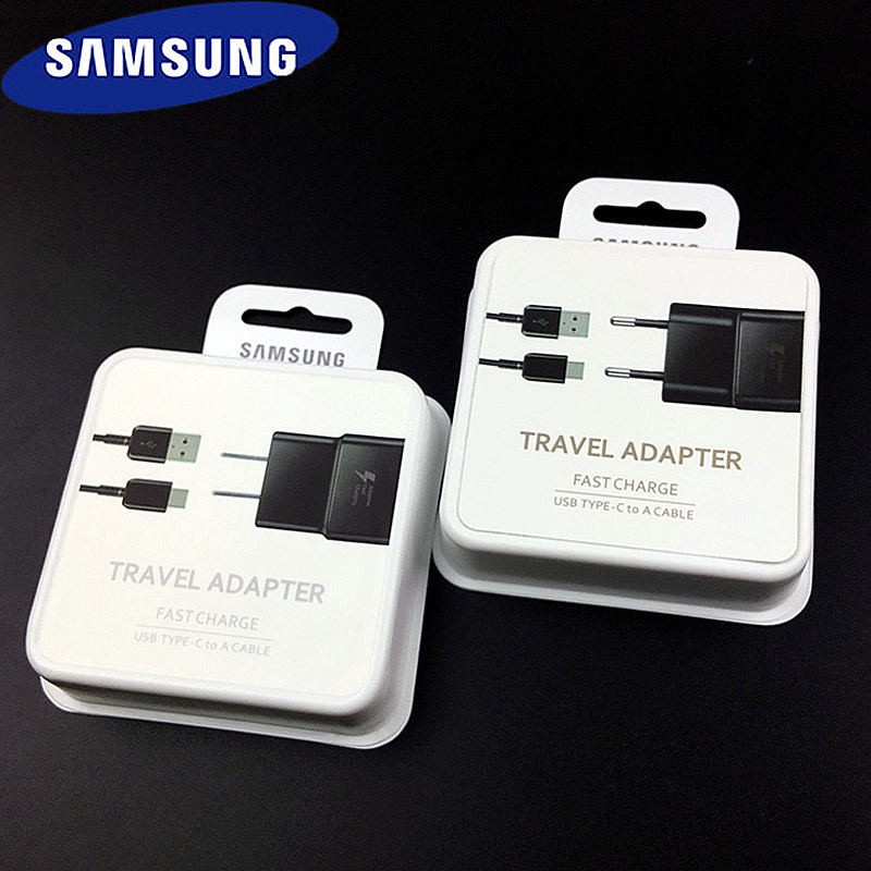 <font><b>Samsung</b></font> Fast <font><b>Charger</b></font> Original 9V/1.67A Charge power adapter usb cable For Galaxy s6 s7 s8 s9 s10 plus <font><b>a3</b></font> a5 a7 note 8 9 10 plus image