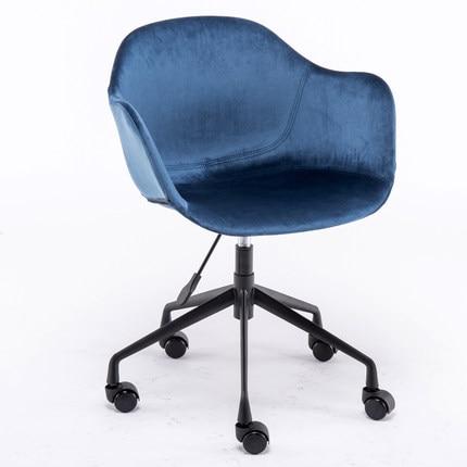 Nordic Study Computer Chair Home Modern Minimalist Leisure Negotiation Desk Swivel  Studio Office